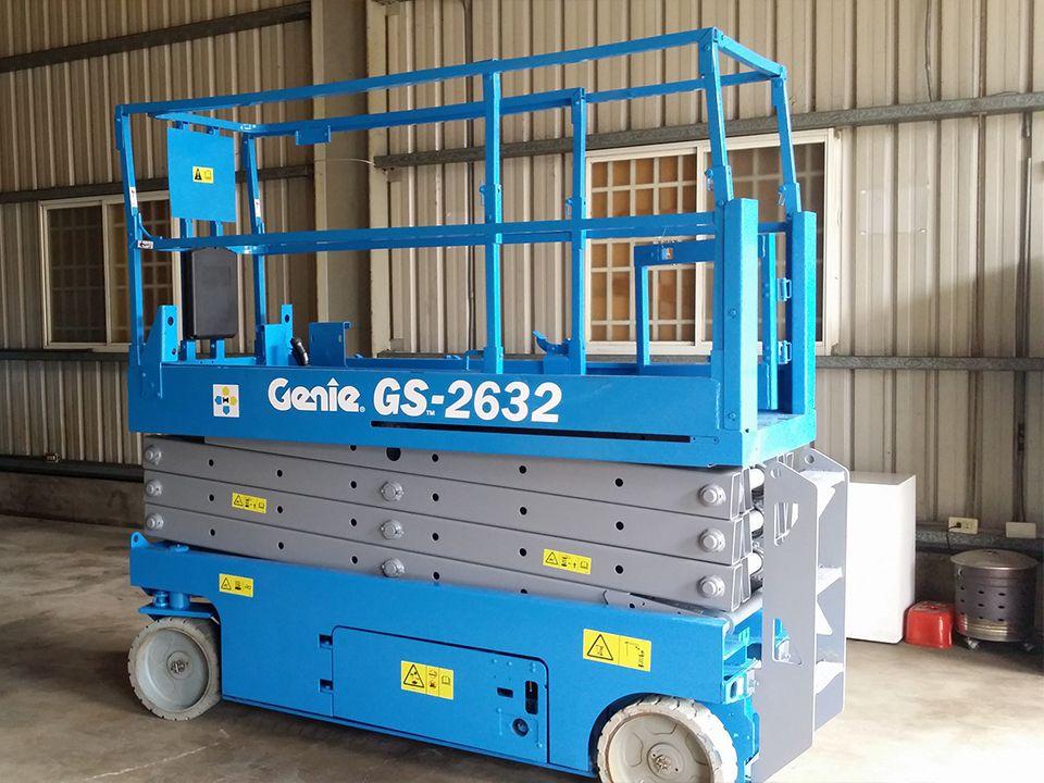 Xe nâng genie GS2632